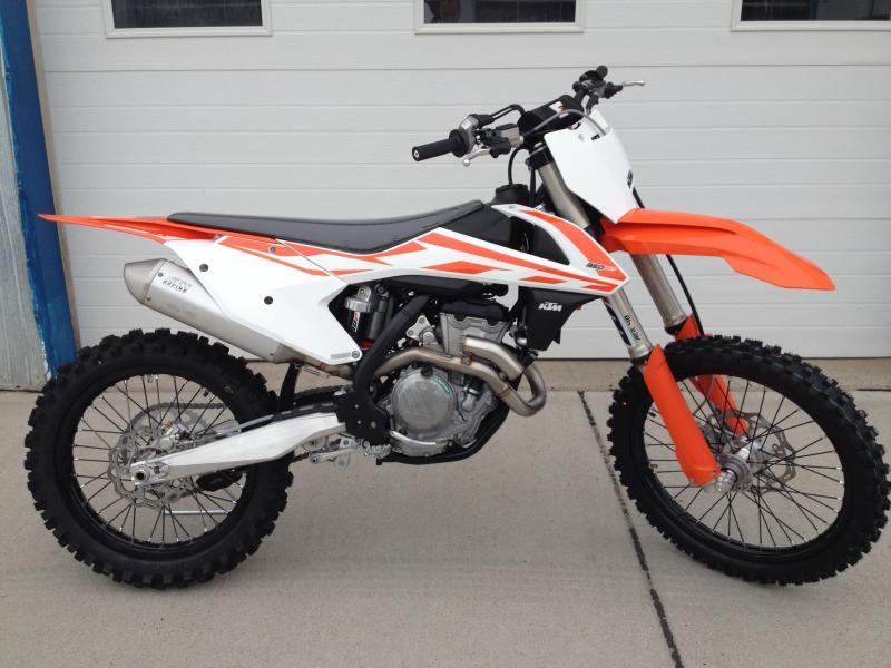 ktm 350 2017 – idee per l'immagine del motociclo