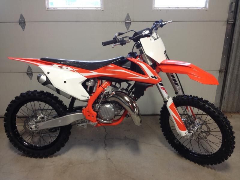 2018 ktm 125. delighful 125 2018 ktm 125 sx on ktm