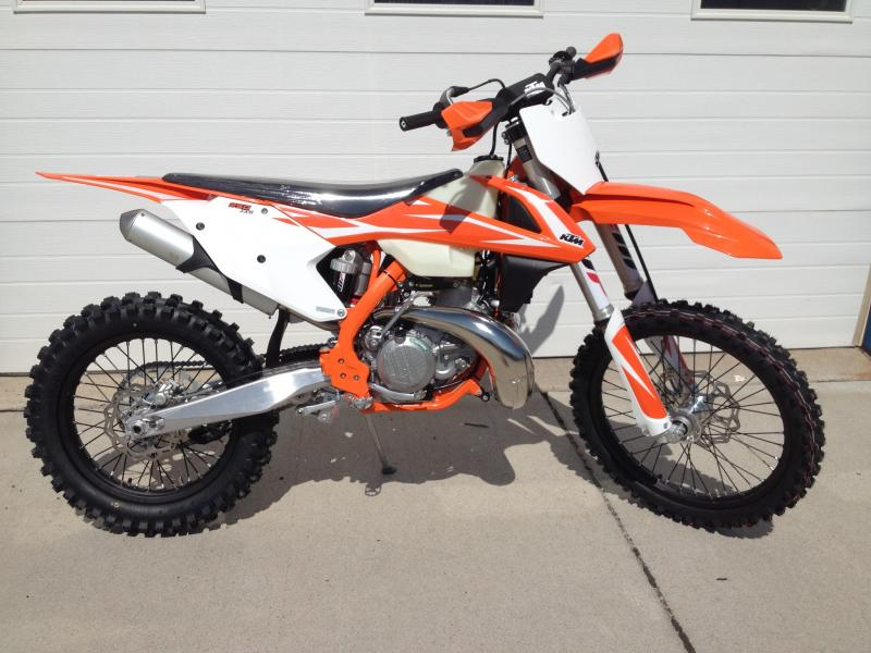 2018 ktm 250. beautiful 250 2018 ktm 250 xc with ktm